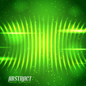 Shiny wave abstract background — Stock Vector