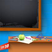 Chalkboard. — Stock Vector