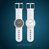Watch design concept — Vecteur