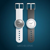Watch design concept — Vector de stock