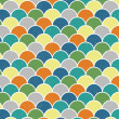 Vintage seamless pattern — Stock Vector #17157621