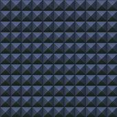 Volymetrisk konsistens av grå kuber — Stockvektor