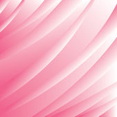 Abstract volumetric pink background with lines and shadows — Stock Vector
