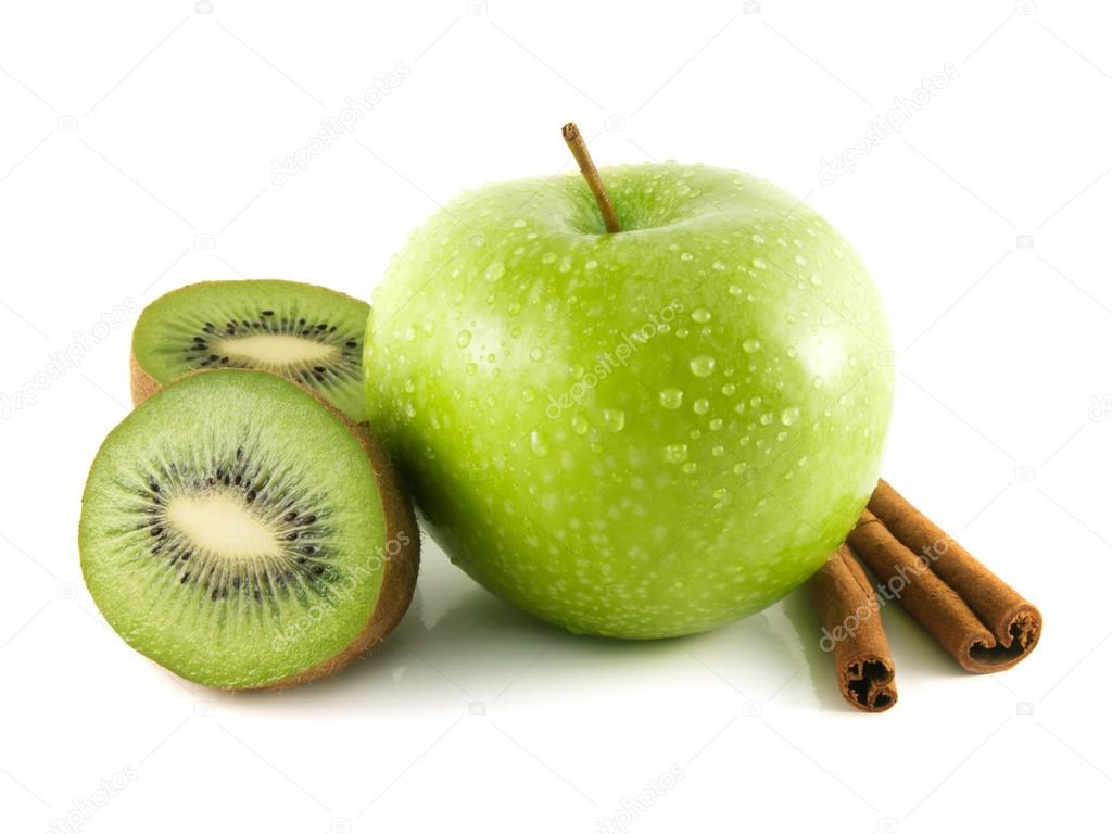 Диета яблоки и киви