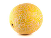 Ripe melon isolated on white background — Stock Photo