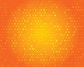 Pomarańczowy tło geometryczne. abstrakcyjny wzór. — Wektor stockowy