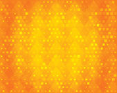 Orange geometric background for design. — Stock Photo
