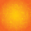 Orange geometric background. Abstract pattern. — Photo