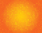 Orange geometric background. Abstract pattern. — Stock Photo