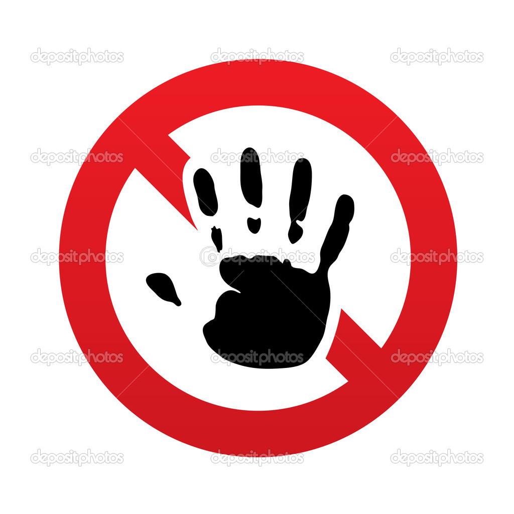 Stop Zeichen