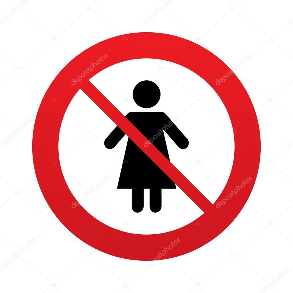 Kvinna symbol tecken