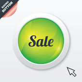 Sale sign icon. Special offer symbol. — Stock Vector