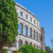 Arena Pula - Stock Photo
