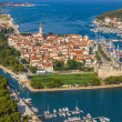 Trogir old town — Stock Photo