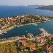 Adriatic landscape — Stock Photo