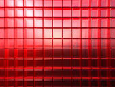 Lot's of rounded glass cubes — Stock Photo