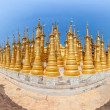 Indein, Inle Lake - Stock Photo