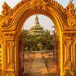 Mandalay - Mingun — Stock Photo
