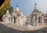 Kuthodaw Pagoda — Stock Photo