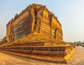 Mandalay - Mingun — Stock Photo