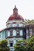 Yangon old building — Stock Photo