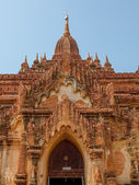 Htilominlo Temple Bagan — Stock Photo