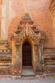 Htilominlo Temple Bagan — Стоковое фото