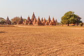 Panorama in Bagan — Stock Photo