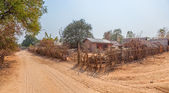 Village in Burma — Stock Photo