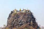 Mount Popa — Stock Photo