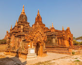 Small pagodas in Bagan — Stock Photo