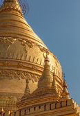 The Shwezigon Pagoda — Foto de Stock