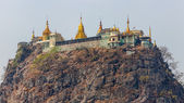 Mount Popa — Stockfoto