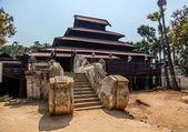 Bagaya Kyaung, Burma — Stock Photo