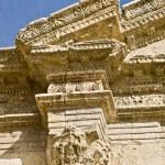 Hadrian Arch of Triumph, Jerash — Stock Photo #25639901