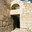 Amman Citadel, Al-Qasr site — Stock Photo