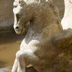 Horse statue — Stock Photo #25653923