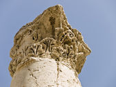 Corinthian column — Stock Photo