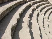 Roman amphitheater in Amman, Jordan — Stock Photo