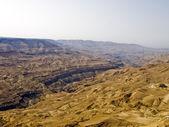 Canyon in Jordan — Stock Photo
