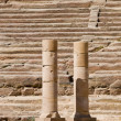 Amphitheater, PetrJordan — Stock Photo #25694797