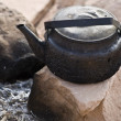 Bedouin coffee — Stockfoto
