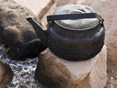 Bedouin coffee — Stock Photo