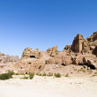 Street of Facades, Petra Jordan — Stock Photo #25713687