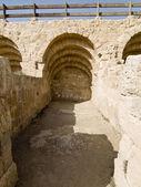 Roman hippodrome, Jerash — Stock Photo