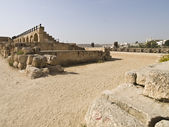 Roman hippodrome, Jerash — Stock Photo