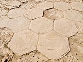 Roman ruins detail — Stockfoto