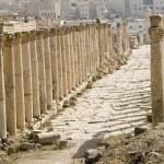 Decumanus, Jerash — Stock Photo #25720811