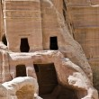 Street of Facades, Petra Jordan — Stock Photo #25723345