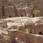 Street of Facades, Petra Jordan — Stock Photo #25724715